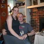 Christina and Jesse