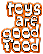 toys are good food logo